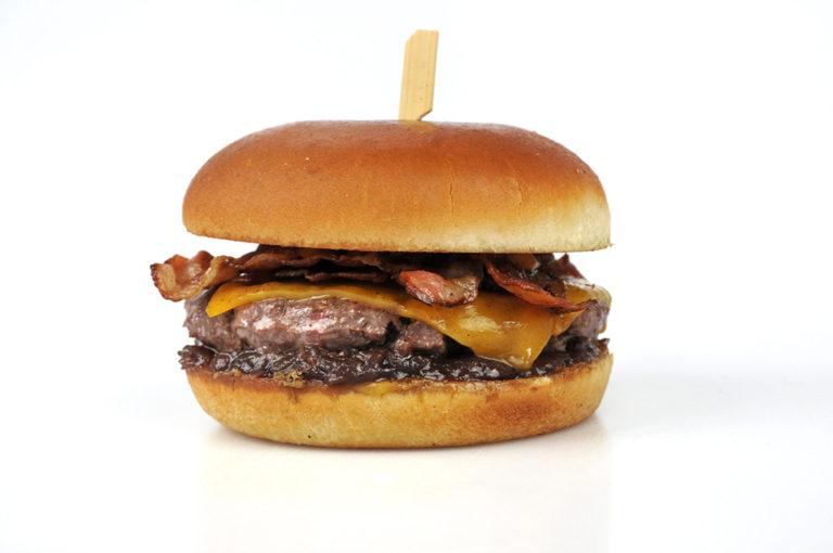 Chip n Onion Burger