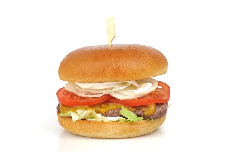 MayoBaby Burger