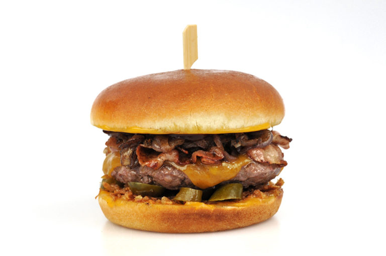 Sweet n Marcell's Burger
