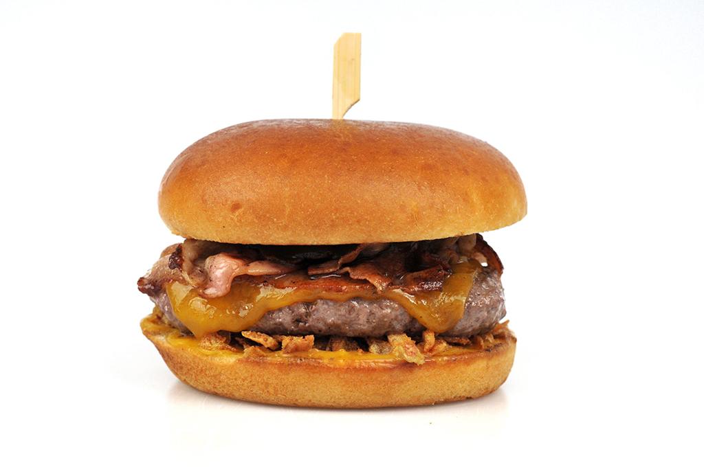Sweet n Spicy Burger