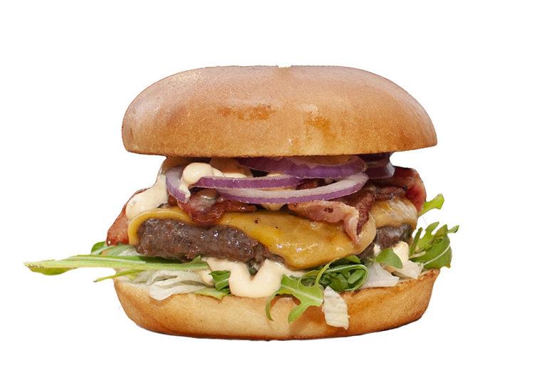 Crazy Butcher's burger