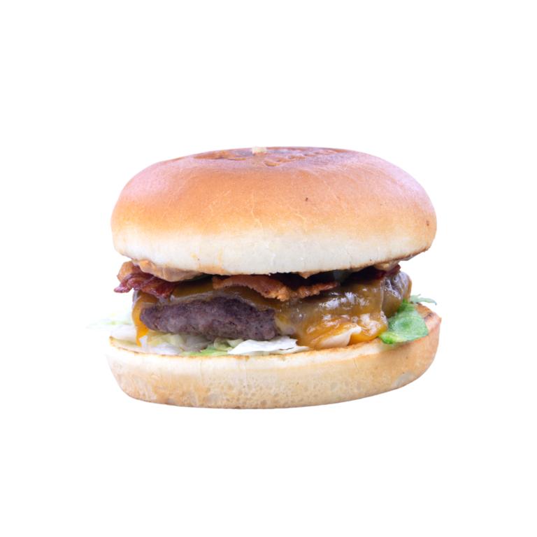 Hot Peanut Burger