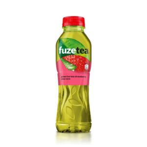 FUZETEA Eper-Aloe Vera jegestea 0.5l