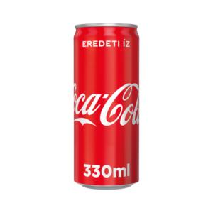 Coca-Cola szénsavas üdítőital 0.33l