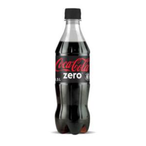 Coca-Cola Zero szénsavas üdítőital 0.5l