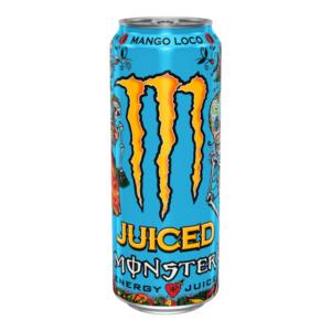 Monster Energy Mango Loco energiaital 0.5l