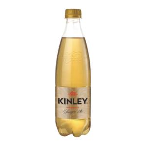Kinley Ginger Ale szénsavas üdítőital 0.5l