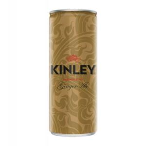 Kinley Ginger Ale szénsavas üdítőital 0.33l