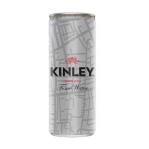 Kinley Tonic Water szénsavas üdítőital 0.33l